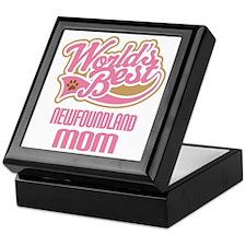 Newfoundland Mom Keepsake Box