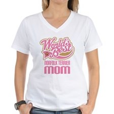 Norfolk Terrier Mom Shirt