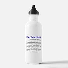 Ineptocracy Water Bottle