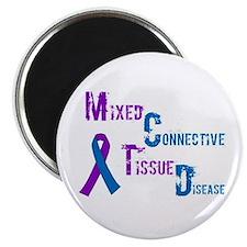 """MCTD Awareness 2.25"""" Magnet (10 pack)"""
