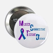 "MCTD Awareness 2.25"" Button"