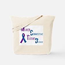 MCTD Awareness Tote Bag