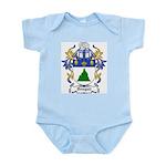 Dobbie Coat of Arms Infant Creeper