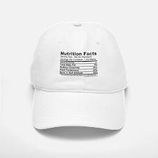 nutritional mama Baseball Baseball Cap