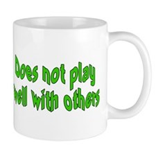 Cute Play with others Mug