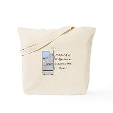 Unique Dialysis Tote Bag