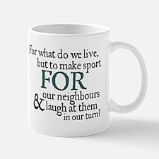 makesport_2 copy Mugs