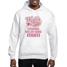 Pembroke Welsh Corgi Mom Hoodie