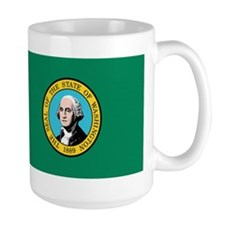 Washington State Flag Mug