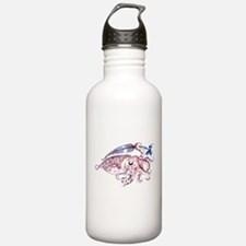 Cool For writer Water Bottle