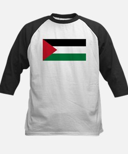Palestine - Natinal Flag - Current Tee