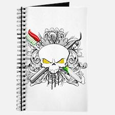 Dental Hygienist Skull Journal