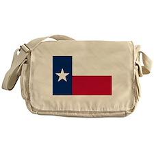 State Flag of Texas Messenger Bag