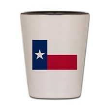 State Flag of Texas Shot Glass