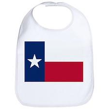 State Flag of Texas Bib