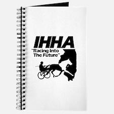 IHHA Black Logo Journal