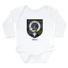 Gunn Clan Crest Tartan Body Suit