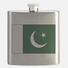 Pakistan - National Flag - Current Flask