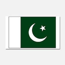 Pakistan - National Flag - Current Car Magnet 20 x