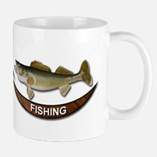 Unique Walleye Mug