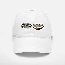 Walleye Hat Walleye Baseball Baseball Cap