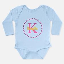 Unique Frames Long Sleeve Infant Bodysuit