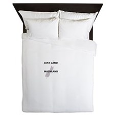 Mainland Jafa Land Queen Duvet