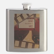 And the Winner Is Me Card.png Flask