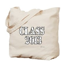 CLASS2013.png Tote Bag