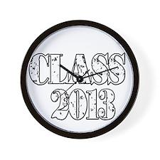 CLASS2013.png Wall Clock