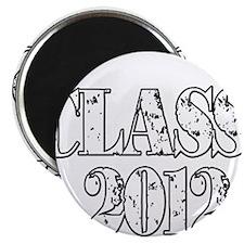 "Class 2012 2.25"" Magnet (10 pack)"