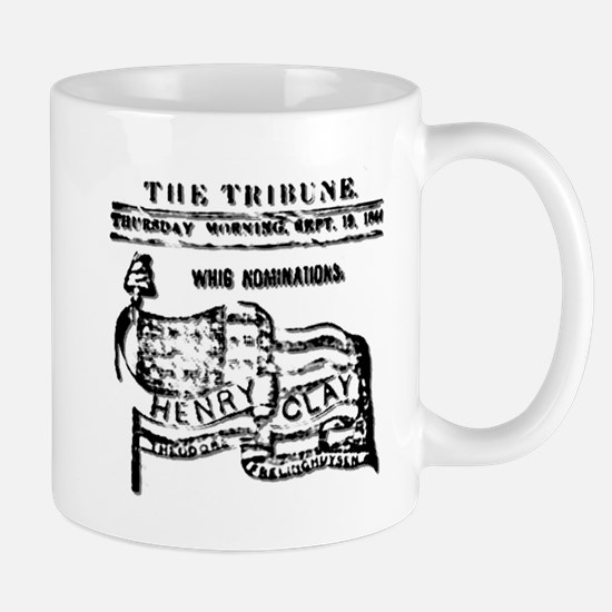 The Great Compromiser (Henry Clay) Mug