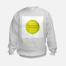 Make a Racket Sweatshirt