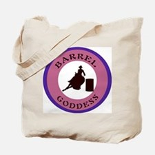 Barrel Goddess Tote Bag