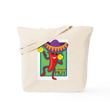 Mexican Chili Tote Bag