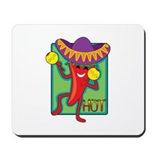 Mexican Chili Mousepad