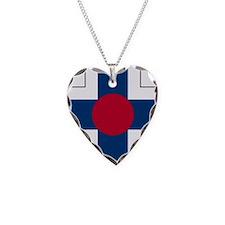 1939-1945 Slovak AF roundel Necklace
