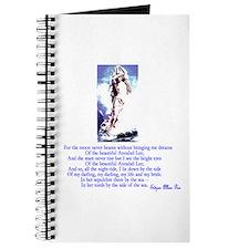 Edgar Allan Poe's Annabel Lee Journal