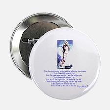 """Edgar Allan Poe's Annabel Lee 2.25"""" Button (10 pac"""