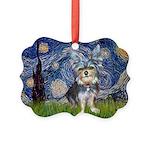 Starry-AustralianTerrier2.png Picture Ornament