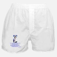 Edgar Allan Poe's Annabel Lee Boxer Shorts