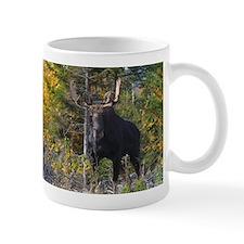 Moose from ditch Mug