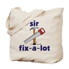 Sir Fix-A-Lot Tote Bag