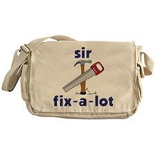Sir Fix-A-Lot Messenger Bag