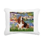 MP-5.5x7.5-Lilies2-Basset2.png Rectangular Canvas