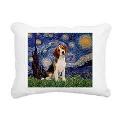MP-Starry-Beagle1-nc.PNG Rectangular Canvas Pillow