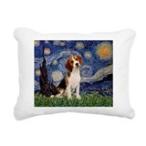 Beagle Rectangle Canvas Pillows