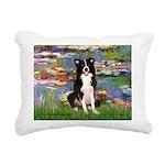 TILE-Lililes2-BordC1.png Rectangular Canvas Pillow