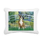 TILE-Bridge-Boxer1up.png Rectangular Canvas Pillow