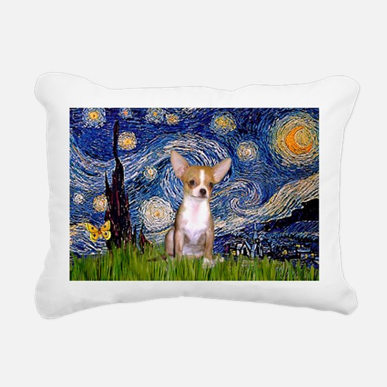 57-Starry-CHIH1.png Rectangular Canvas Pillow